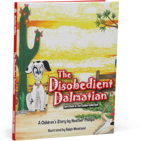 Disobedient Dalmation