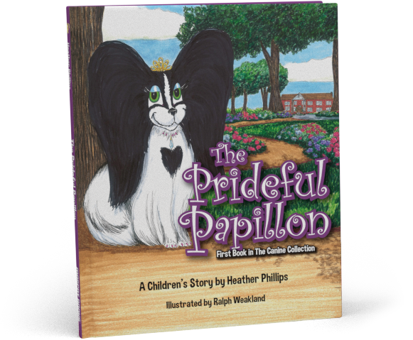 Prideful Papillion